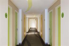 Zest Room Corridor Zest Bogor