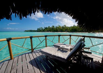 Bora Bora Accommodation - Tahiti Pearl Beach Resort - Overwater Bungalow (6) Bora Bora Pearl Beach