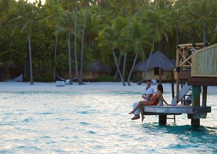 Bora Bora Accommodation - Tahiti Pearl Beach Resort - Overwater Bungalow (7) Bora Bora Pearl Beach
