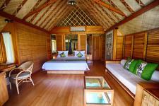 Bora Bora Accommodation - Tahiti Pearl Beach Resort - Overwater Bungalow (3) Bora Bora Pearl Beach