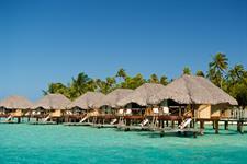 Bora Bora Accommodation - Tahiti Pearl Beach Resort - Overwater Bungalow (2) Bora Bora Pearl Beach