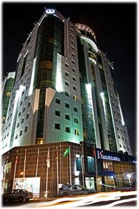 Exterior Building (Night)
