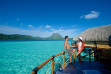 Bora Bora Accommodation - Tahiti Pearl Beach Resort - Overwater Bungalow (5) Bora Bora Pearl Beach
