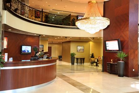 Lobby Swiss-Belhotel Doha