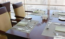 Maxill Restaurant - Dining Table