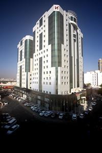 Exterior Building Swiss-Belhotel Doha