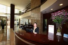 Front Desk Swiss-Belhotel Doha