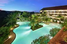 Lagoon Pool Swiss-Belhotel Segara