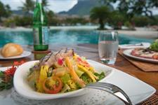 Dining options - Miki Miki Bar & Grill - Bora Bora Pearl Beach Resort & Spa Le Bora Bora by Pearl Resorts