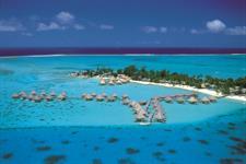 a - IC Le Moana Bora Bora overwater-bungalow Intercontinental Le Moana Bora Bora