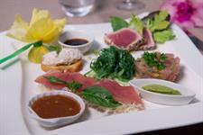 Dining options - Tevairoa Restaurant - Bora Bora Pearl Beach Resort & Spa Le Bora Bora by Pearl Resorts