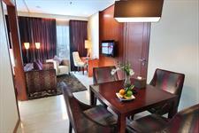Swiss-Belinn SKA Pekanbaru Violet Living Room Swiss-Belinn SKA Pekanbaru