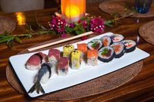 Dining options - Taurearea Sushi Bar - Bora Bora Pearl Beach Resort & Spa