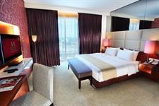 Swiss-Belinn SKA Pekanbaru Violet Suite Room Swiss-Belinn SKA Pekanbaru