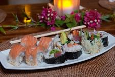 Dining options - Taurearea Sushi Bar - Bora Bora Pearl Beach Resort & Spa Bora Bora Pearl Beach Resort & Spa
