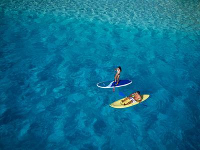 d - IC Le Moana Bora Bora - Paddle Boarding Intercontinental Le Moana Bora Bora