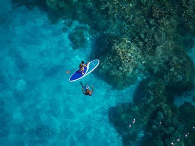 d - IC Le Moana Bora Bora - Paddle Boarding2 Intercontinental Le Moana Bora Bora