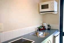 Modern facilities - Executive Studio Kitchen