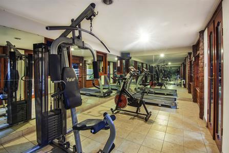 Fitness Centre Arion Swiss-Belhotel Bandung