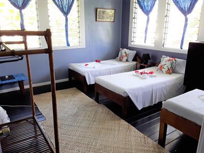 Samoa Outrigger - Standard Room Samoan Outrigger Hotel