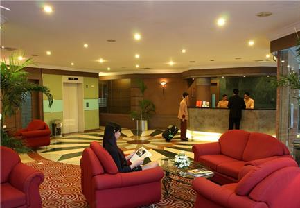 Hotel Lobby Swiss-Belinn Batam
