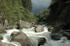 Rocky terrain RiverRats