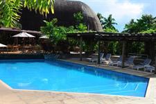 Tanoa Tusitala - Pool area Tanoa Tusitala Hotel