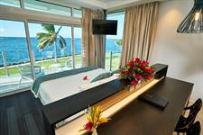 Taumeasina - Oceanview Room Taumeasina Island Resort