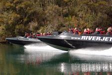 Side By Side New Zealand River Jet