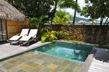 Le Taha'a Island Resort & Spa - Pool Beach Villa Le Taha'a Island Resort & Spa