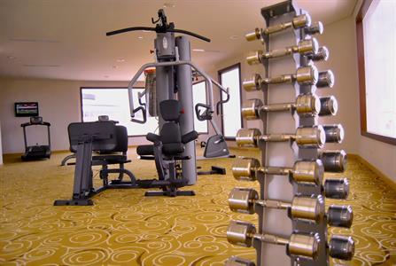 Fitness Centre Swiss-Belinn Panakkukang Makassar
