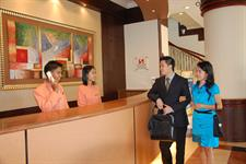 Swiss-Belinn Baloi Batam Reception