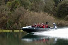 Boat Speeding