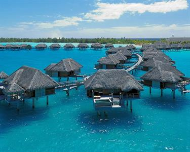 4a - Four Seasons Resort Bora Bora - Overwater Bun