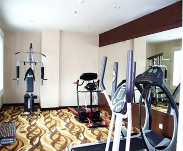 Swiss-Belinn Baloi Batam Fitness Swiss-Inn Batam