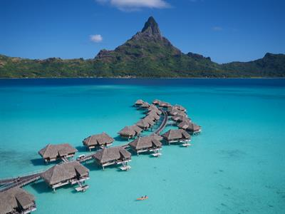 a - IC resort & Thalasso Spa Bora Bora - Mt Oteman