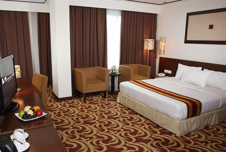 Swiss-Belinn Baloi Batam Deluxe Room Double Bed