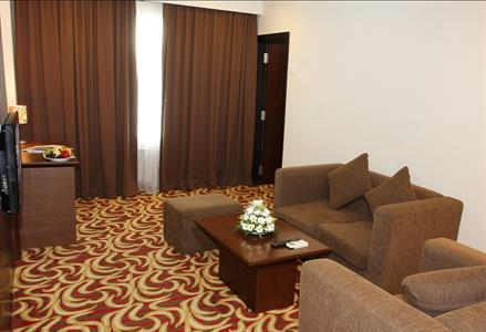 Swiss-Belinn Baloi Batam Junior Suite