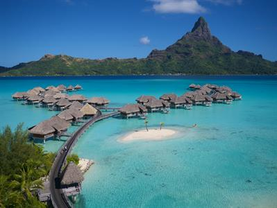 a - IC Resort & Thalasso Spa Bora Bora Overwater B