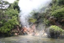 The lakes natural features New Zealand River Jet