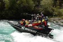 RiverJet on Set Filming