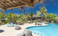 Amoa Resort - pool & restaurant Amoa Resort