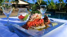 Amoa Resort - Fine dining Amoa Resort