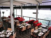Garpu Restaurant Rama Candidasa Resort