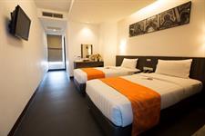 Swiss-Belinn Medan Superior Twin Bed Swiss-Belinn Medan