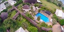 Tanoa Tusitala - Aerial View Tanoa Tusitala Hotel