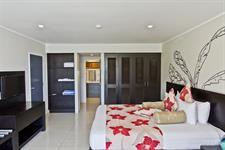 Tanoa Tusitala - Presidencial Suite bedroom Tanoa Tusitala Hotel
