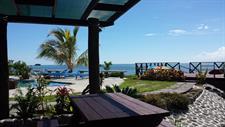 The Savaiian Hotel - Outdoor dining The Savaiian Hotel