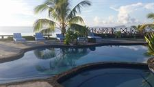 The Savaiian Hotel - View from pool The Savaiian Hotel
