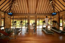Le Taha'a Island Resort & Spa - Air-conditioned Fitness Center